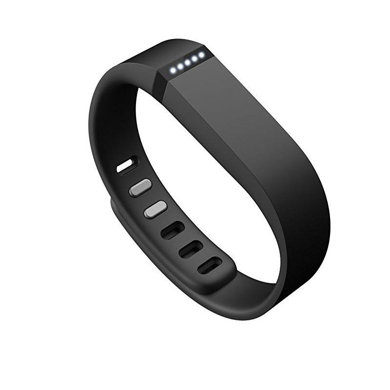 Fitbit Flex Ασύρματο bluetooth Activity Tracker σε μαύρο χρώμα