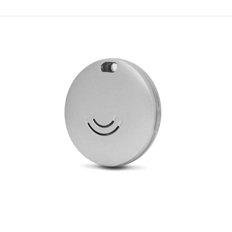 HButler Orbit Μπρελοκ εύρεσης κλειδιών Bluetooth σε ασημί χρώμα