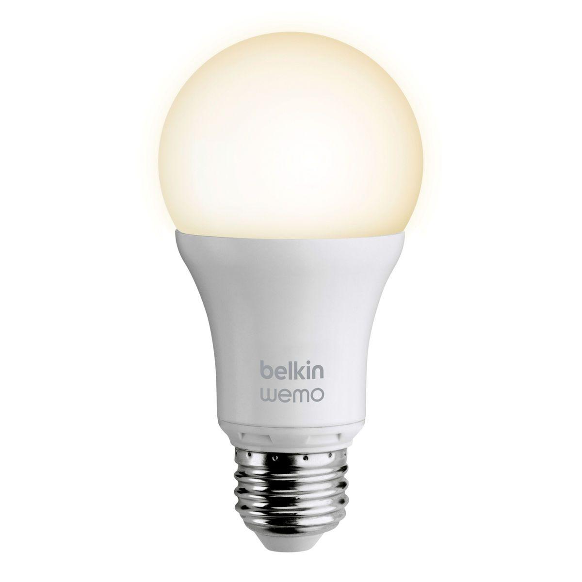 Belkin WeMo® 9.5W E27 Smart WiFi & 3G Controlled Λάμπα LED
